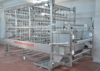 Yufka Sulama ve Kurutma Makinesi RYK01